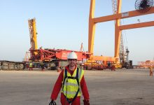 Abu Dhabi Liebherr Crane Build