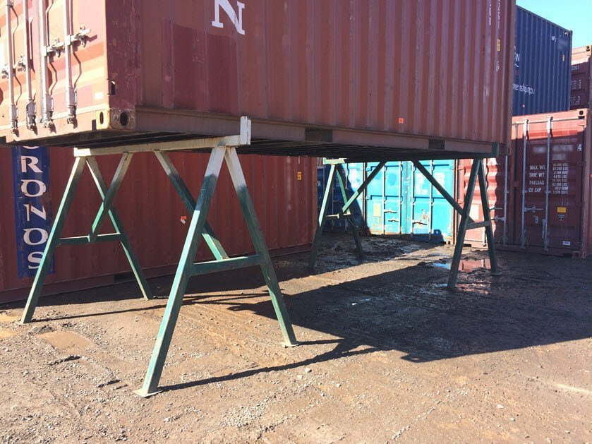 20ft container stands