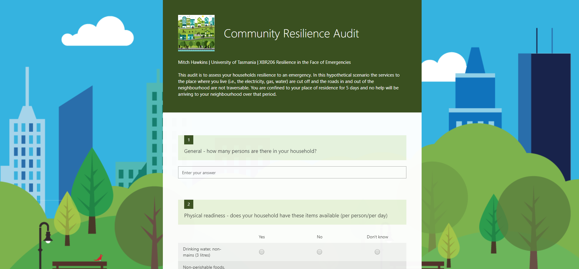 using microsoft forms for surveys