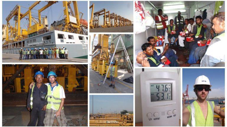 Mitch Hawkins Dubai Ports Jebel Ali